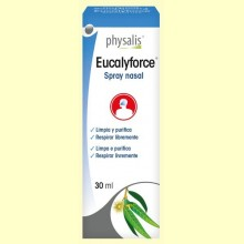 Eucalyforce Spray Nasal Bio - 30 ml - Physalis