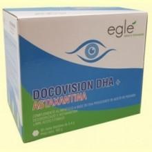 Docovision DHA y Astaxantina - 30 ampollas - Egle