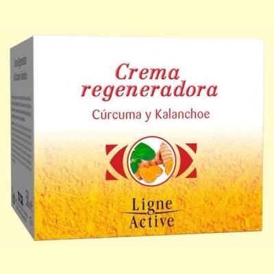 Crema Regeneradora de Cúrcuma y Kalanchoe - 50 ml - Tongil