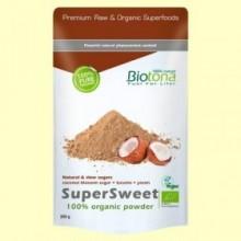 Supersweet Bio - Azúcar de Coco - 300 gramos - Biotona