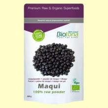 Maqui en Polvo Bio - 200 gramos - Biotona