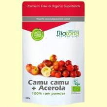 Camu Camu + Acerola en Polvo Bio - 200 gramos - Biotona
