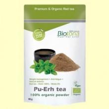 Pu-Erh Tea Bio - 90 gramos - Biotona