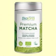 Matcha Extra Premium Bio - 80 gramos - Biotona