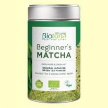 Té Beginner's Matcha Bio - 80 gramos - Biotona