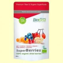 SuperBerries Bio - 250 gramos - Biotona