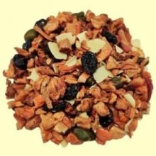 Té de Frutas Miel Turca de Manzana con Pistachos y Pasas