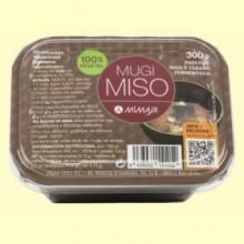 Mugi Miso - No pasteurizado - 300 gramos - Mimasa