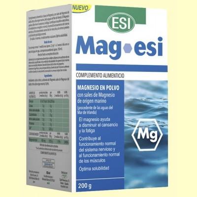 Mag Esi - Magnesio - 200 gramos - Laboratorios Esi