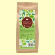 Bancha Bio - Hojitas de té verde tostado - 100 gramos - Mimasa