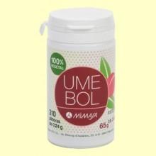 Umebol - Umeboshi y Jinenjo - 310 cápsulas - Mimasa