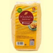 Polenta - Sémola - 500 gramos - Mimasa