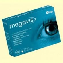 Megavis - 30 cápsulas - S&H