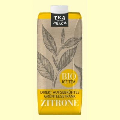 Bebida de Té Verde y Limón Bio - 500 ml - D&B