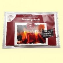 Feuerzangenbowle Tisana de Ponche - Postal con receta - 2 x 4 gramos - Cha Cult