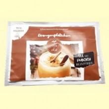 Orangenplatzchen Té de Galletas con Naranja - Postal con receta - 2 x 3.5 gramos - Cha Cult