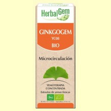 Ginkgogem - Yemocomplejo 8 Bio - 15 ml - Herbal Gem
