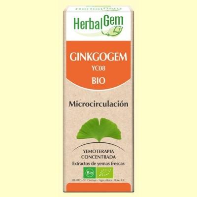 Ginkgogem - Yemocomplejo 8 Bio - 15 ml - Herbal Gem