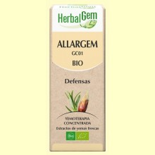 Allargem Bio - Alergias - Yemocomplejo - Herbal Gem - 15 ml