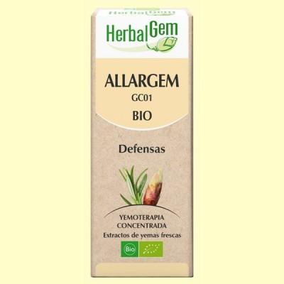 Allargem Bio - Alergias - Yemocomplejo - Herbal Gem - 15 ml