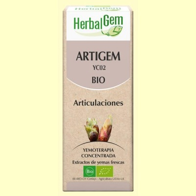 Artigem - Antiinflamatorio y antidolor - 50 ml - Herbal Gem