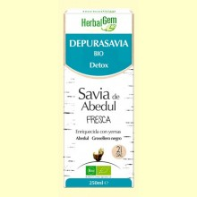 Depurasavia - Depurativo - 250 ml - Herbal Gem