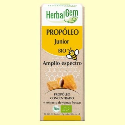 Propóleo Amplio Espectro Junior Bio - 15 ml - Herbal Gem