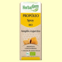 Propóleo Spray Amplio Espectro Bio - 15 ml - Herbal Gem