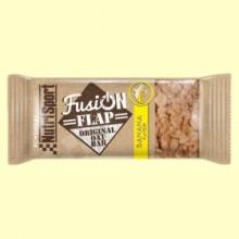 Fusion Bar Flap Plátano - 24 barritas - NutriSport