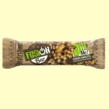 Fusion Bar Choconuts - Avellanas y Chocolate - 20 barritas - NutriSport
