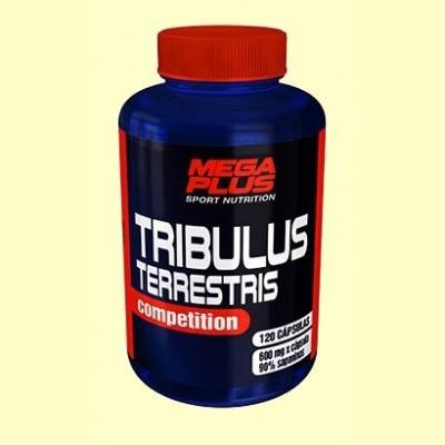 Tribulus Terrestris - 120 cápsulas - Mega Plus