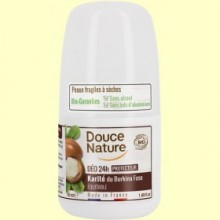 Desodorante Karité Roll On - 50 ml - Douce Nature
