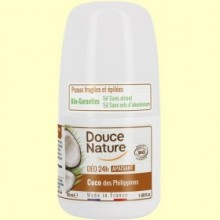 Desodorante Coco Roll On - 50 ml - Douce Nature