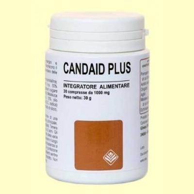Candaid Plus - 30 comprimidos - Gheos