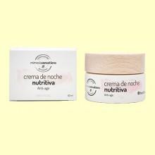 Crema de Noche Nutritiva Anti Edad - 50 ml - Herbora