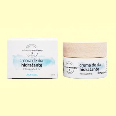 Crema de Día Hidratante Intensiva SPF 15 - 50 ml - Herbora