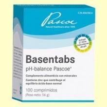 Basentabs pH balance - 100 comprimidos - Laboratorio Cobas