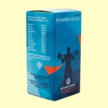 Power Musc - 60 cápsulas - Gheos