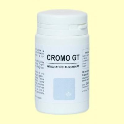 Cromo GT - 90 comprimidos - Gheos