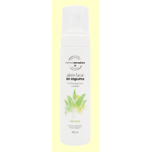 Jabón Facial en Espuma - 200 ml - Herbora