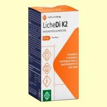 LicheDi K2 - 60 cápsulas - Gheos
