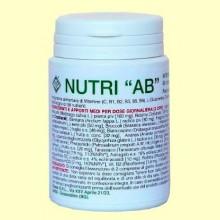 Nutri AB - 60 comprimidos - Gheos