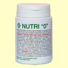 Nutri 0 - 60 comprimidos - Gheos