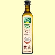 Vinagre de Coco Bio - 500 ml - NaturGreen