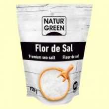 Flor de Sal Bio - 150 gramos - NaturGreen