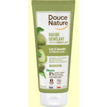 Bálsamo de Leche de Almendras para Cabello Normal - 200 ml - Douce Nature
