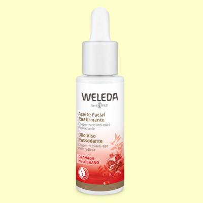 Aceite Facial Reafirmante de Granada - 30 ml - Weleda