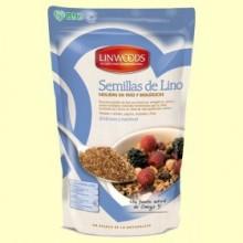 Semillas de Lino Molidas Bio - 425 gramos - Linwoods