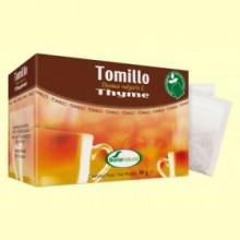 Tomillo - 20 filtros - Soria Natural
