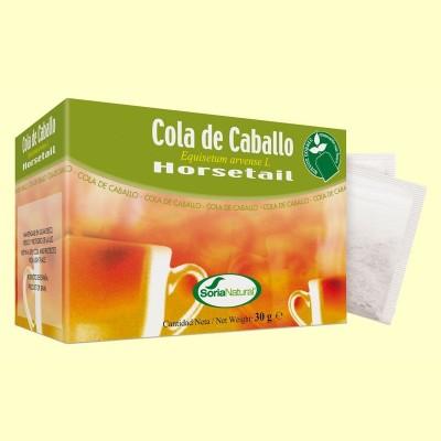 Cola de Caballo - 20 filtros - Soria Natural